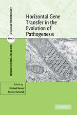 Horizontal Gene Transfer in the Evolution of Pathogenesis