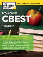 Cracking the Cbest, 4th Edition