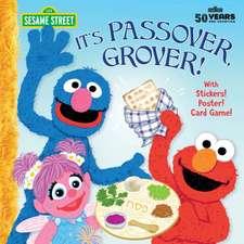It's Passover, Grover! (Sesame Street)