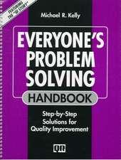 Everyone's Problem-Solving Handbook