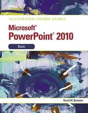MS POWERPOINT 2010 BASIC