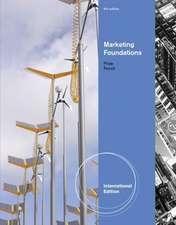 Ferrell, O: Marketing Foundations