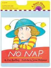 No Nap Book & CD