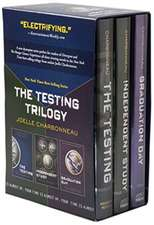 The Testing Trilogy Complete Hardcover Box Set