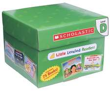 Little Leveled Readers:  Level D Box Set [With Mini Teacher's Guide]