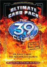 The 39 Clues Card Pack 4:  The Ultimate Card Pack Card Game