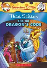 Thea Stilton and the Dragon's Code:  Engaging, Reproducible Plays That Target and Teach Key Phonics Skills-And Get Kids Eager to Read!