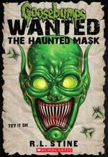 The Haunted Mask:  A Novel with Paintings