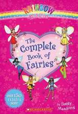 Rainbow Magic:  The Ultimate Fairy Guide