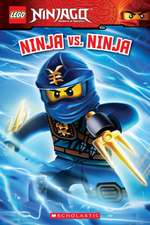 Ninja vs. Ninja (Lego Ninjago:  Reader)