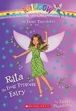 Rita the Frog Princess Fairy (the Fairy Tale Fairies #4)