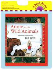 Annie and the Wild Animals book and CD
