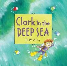 Clark in the Deep Sea