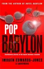 Edwards-Jones, I: Pop Babylon