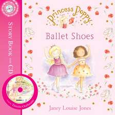 Princess Poppy: Ballet Shoes