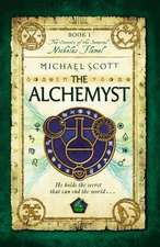 The Secrets of the Immortal Nicholas Flamel 01. The Alchemyst