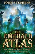 The Books of Beginning 1. The Emerald Atlas