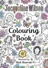 Wilson, J: The Jacqueline Wilson Colouring Book
