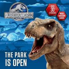 The Park Is Open (Jurassic World)