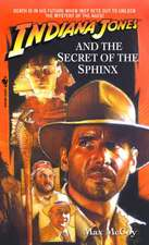Indiana Jones and the Secret of the Sphinx