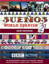 SUENOS WORLD SPANISH 2 INTERMEDIATE COURSE BOOK (NEW EDITION