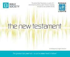 NEW TESTAMENT CEV AUDIO CD SET