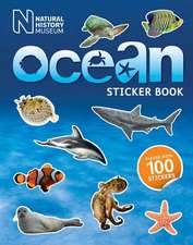 Ocean Sticker Book:  Photographs from the Natural History Museum 1880 to 1950