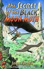 The Secret of the Black Moon Moth