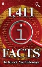 Lloyd, J: 1,411 QI Facts To Knock You Sideways