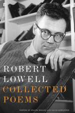 Lowell, R: Collected Poems