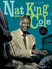 """""""Nat King Cole"""" Piano Songbook"""