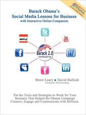 Barack Obama's Social Media Lessons for Business