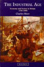 The Industrial Age: Economy and Society in Britain since 1750