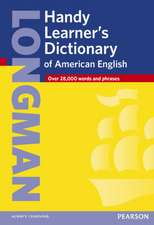 Longman Handy Learner's Dictionary of American English, Flexicover