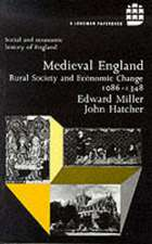 Medieval England.