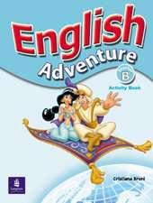 English Adventure Starter B Activity Book