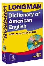 Longman Dictionary of American English 3E Cased 2 colour edition