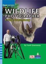 Four Corners: Wildlife Photographer: Frank Greenaway
