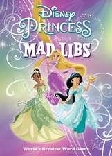 Disney Princess Mad Libs