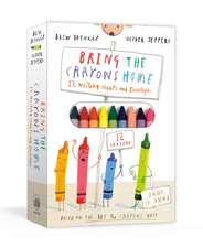 Daywalt, D: Bring the Crayons Home