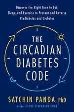 Circadian Diabetes Code