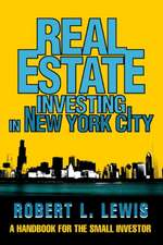 Real Estate Investing in New York City