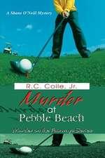 Murder at Pebble Beach