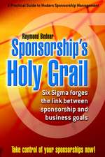 Sponsorship's Holy Grail