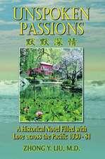 Unspoken Passions
