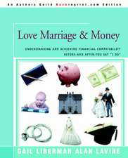 Love Marriage & Money