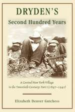 Dryden's Second Hundred Years