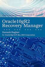 Oracle10gr2 Recovery Manager