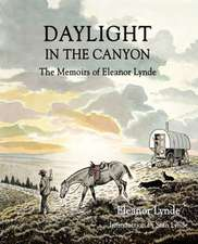 Daylight in the Canyon