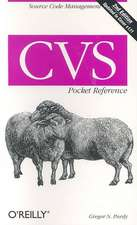 CVS Pocket Reference:  The Fourth User Friendly Collection